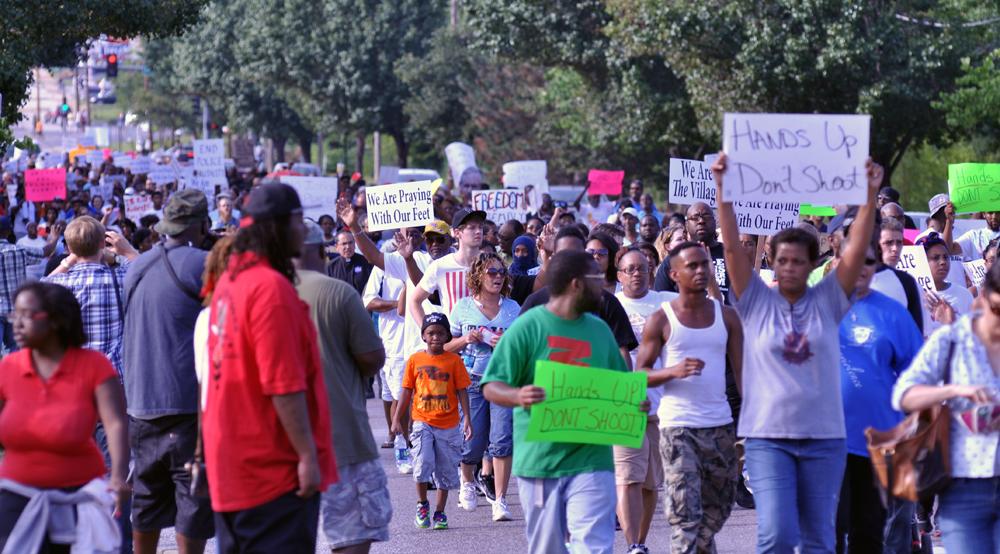 Reverend Discusses Church's Role in Ferguson
