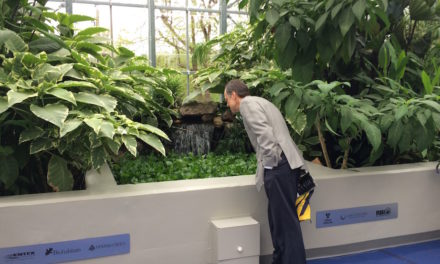 Emory Unveils Water Recycling Facility
