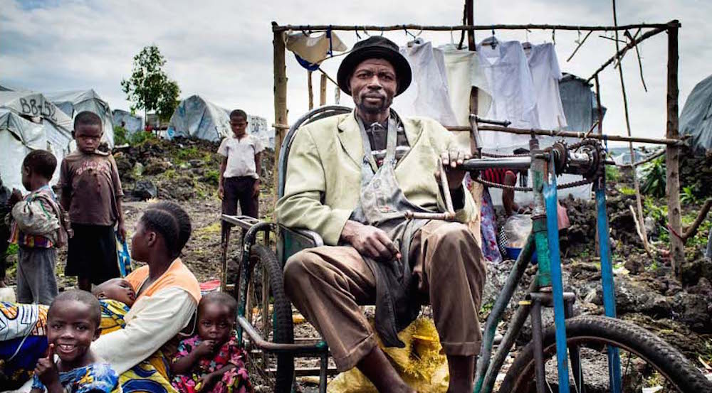 Photographer Portrays Local Desires in Portraits