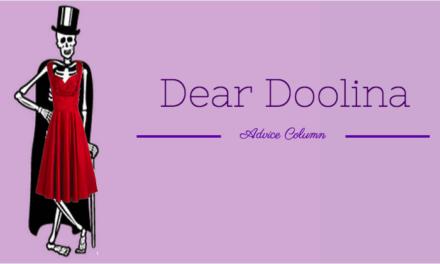 Dear Doolina: Life, Love, Lox