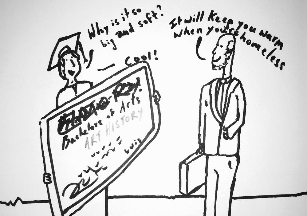 Editorial Cartoon | 4.10.15