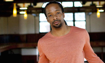 Jericho Brown's New Poetry Book Wins National Award