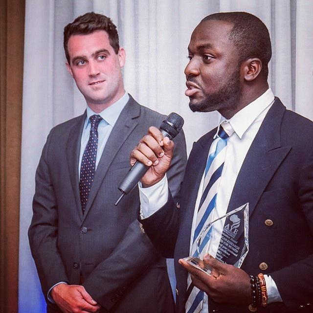 Senior Recognized for Global Philanthropy