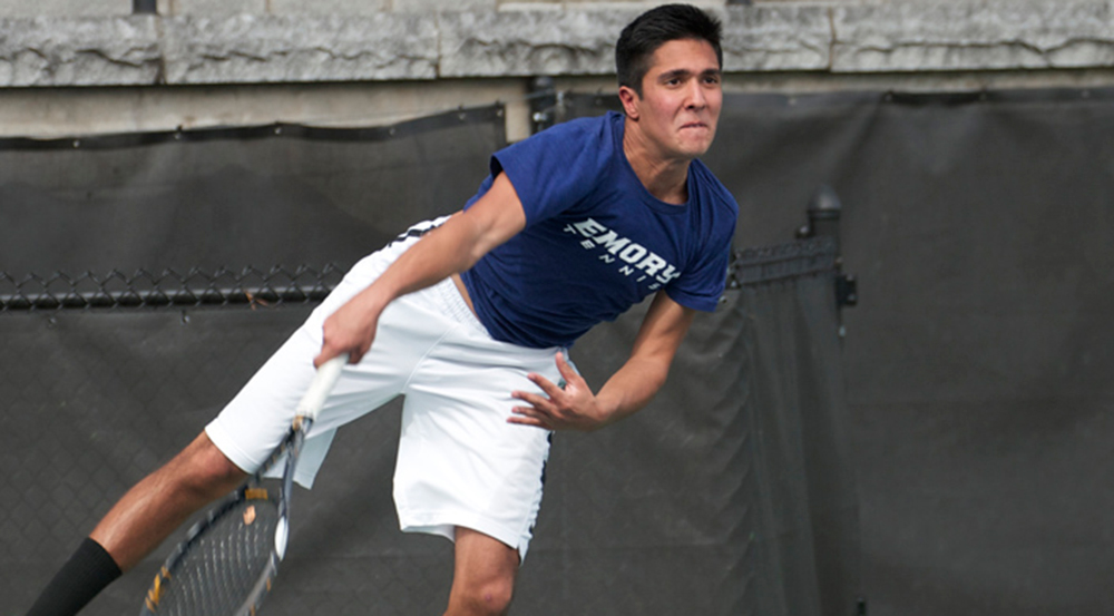 Tennis Captures Fourth-Straight Win