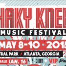 Photo Courtesy of Shaky Knees Festival Official Facebook Page