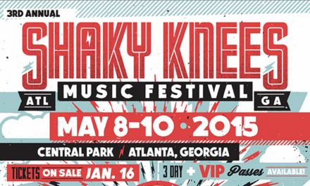 Shaky Knees Festival Will Bring Alt-Rock Artists to Atlanta