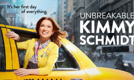 'Kimmy Schmidt' Hilarious, Engaging