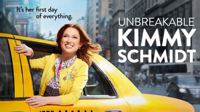 'Kimmy Schmidt' Hilarious, Engaging