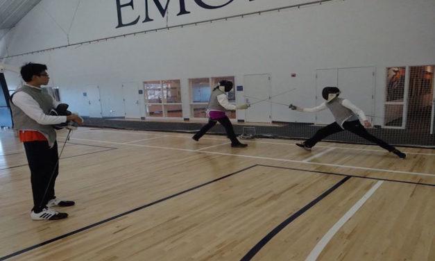 Club Spotlight: Emory Fencing Club