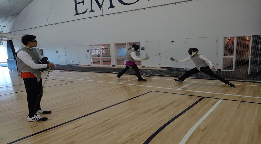 Club Spotlight: Emory Fencing Club