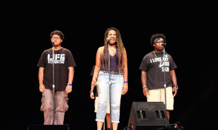 Youth Poets' 'Brave New Voices' Roar in International Festival