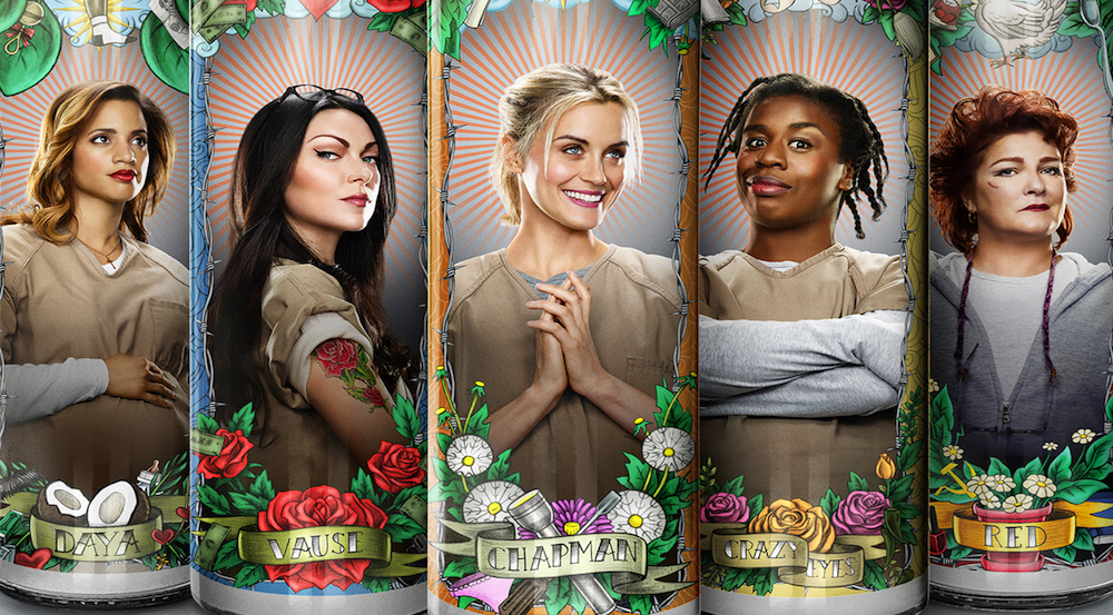 While We Were Away: The Orange Is the New Black Season 3 Binge Watch Experience