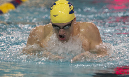 Emory Swimmer Beats Michael Phelps in 200-Meter Breaststroke