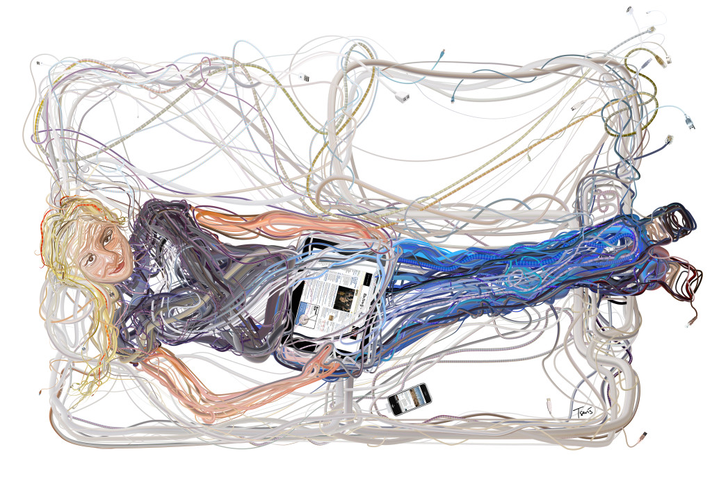 Image by Charis Tsevis (Flickr)