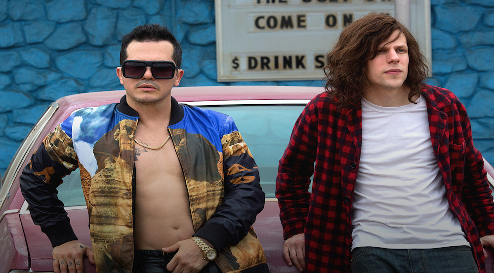 American Ultra's genre mash-up thrills provide mixed results