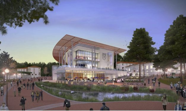An Inside Look: the New Campus Life Center