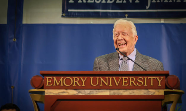 Our Interview with President Carter