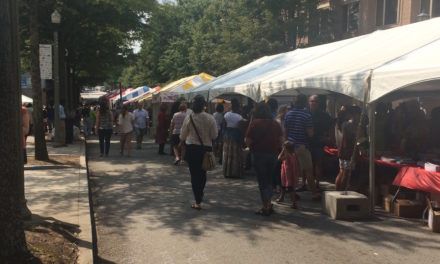 Spotlight on Emory Professors at the Decatur Book Festival