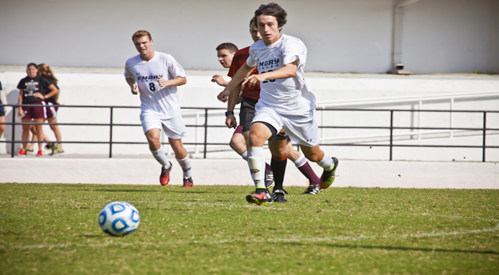 Controversial Call dooms Men's Soccer Team