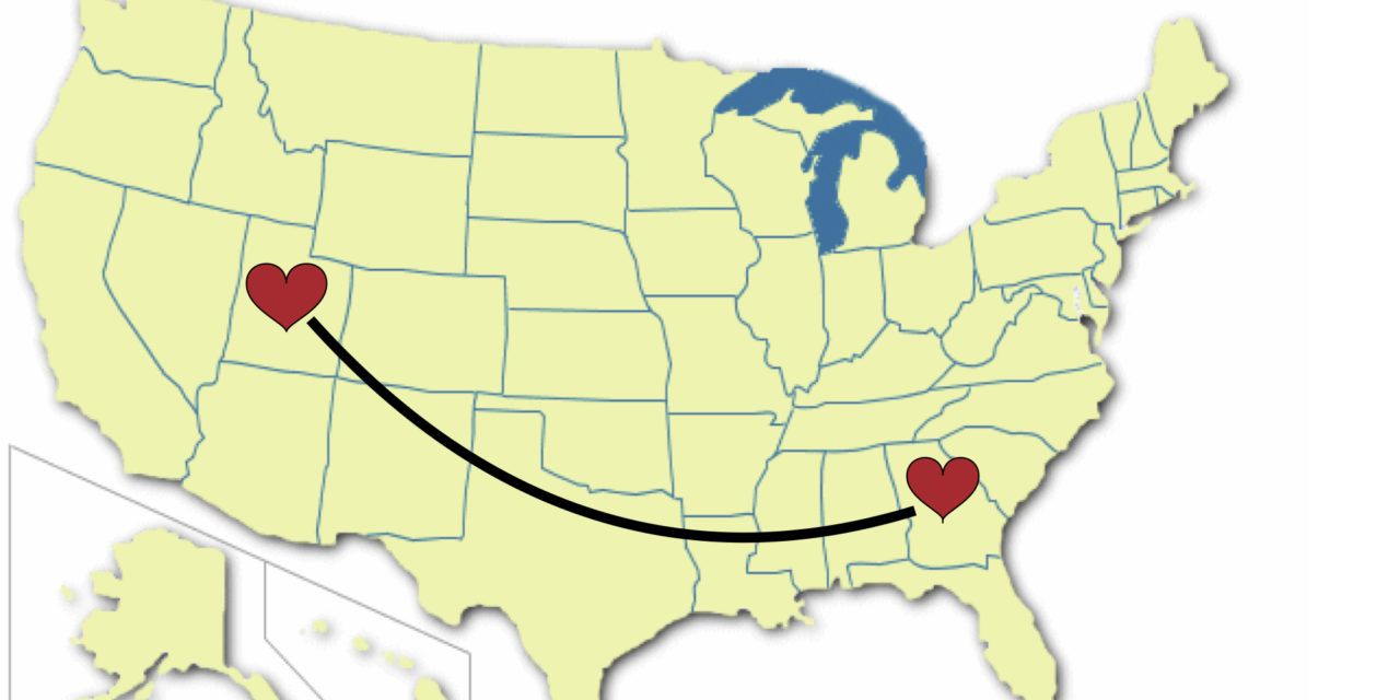 Going the Distance with Long Distance Relationships in College