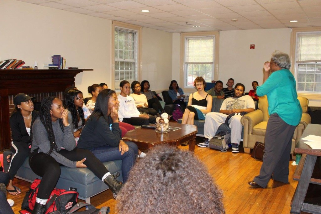 Students Revive Emory's NAACP Chapter