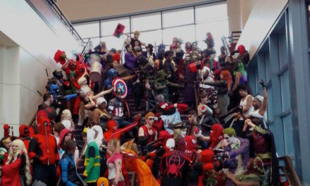 Anime Convention Allows Fans to Share Passion