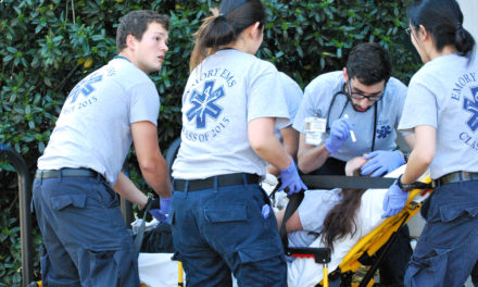 A Look Inside the Life of an Emory EMT