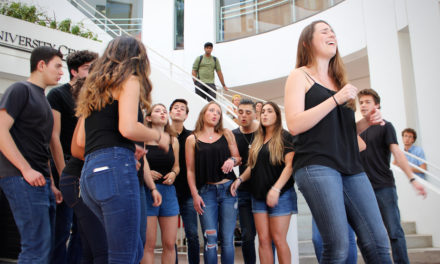 Pitching Your Voice at Emory: Behind the Scenes of A Cappella