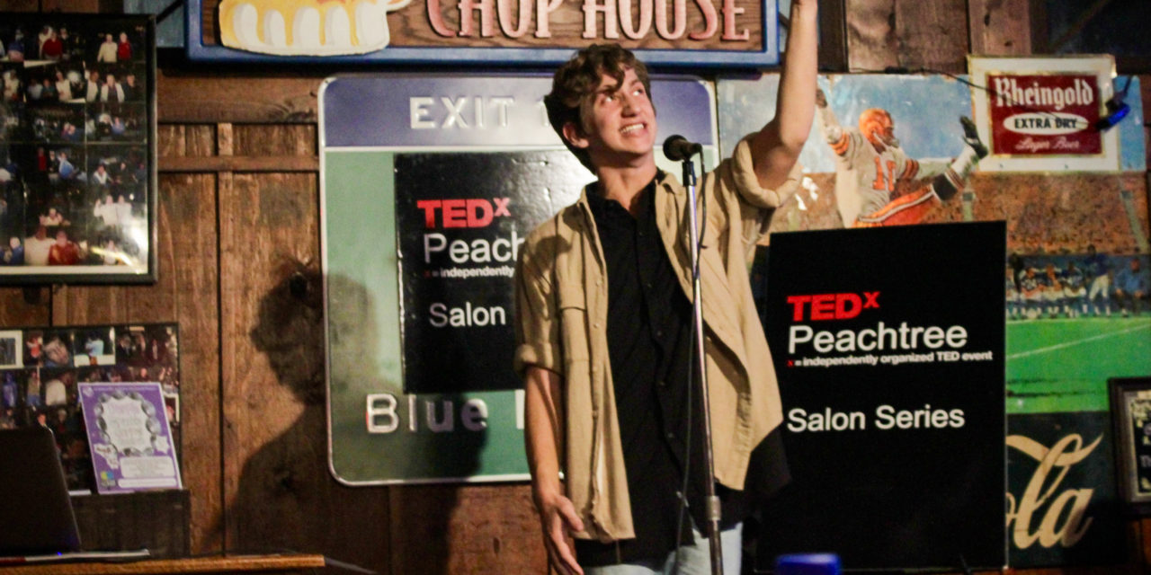 Poetry Slam Features 'Ideas Worth Spreading'