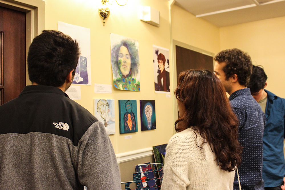 First Themed Student Art Gallery Proves Success