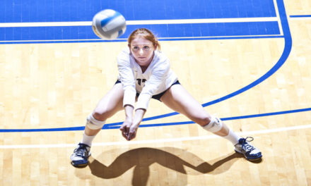 Volleyball Sweeps Weekend With Stellar Play