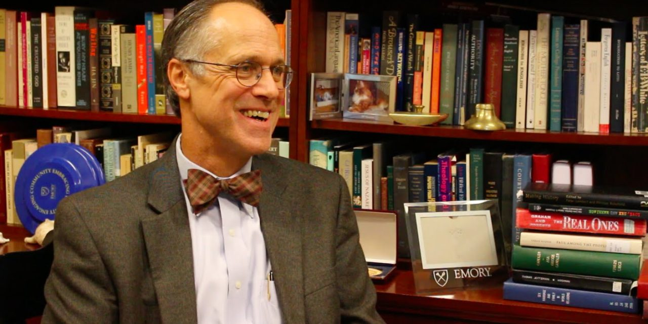 Gary Hauk Appointed Official University Historian