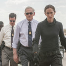 Emily Blunt (right) plays FBI agent Kate Macer in 'Sicario,' a thriller about an operation to track down Mexican drug cartels. / Courtesy of Lionsgate