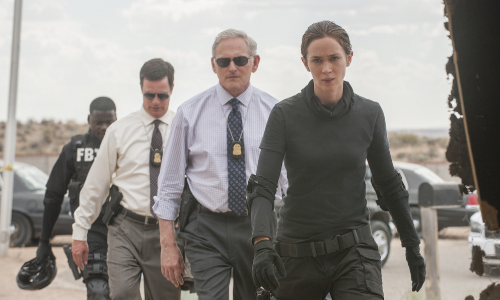 'Sicario' is a Cinematic Brutality, Beautiful and Crushing