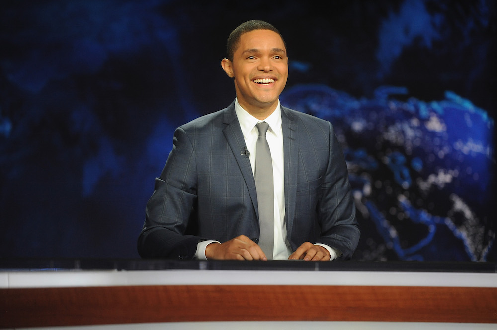 'Daily Show with Trevor Noah' Shows Promise
