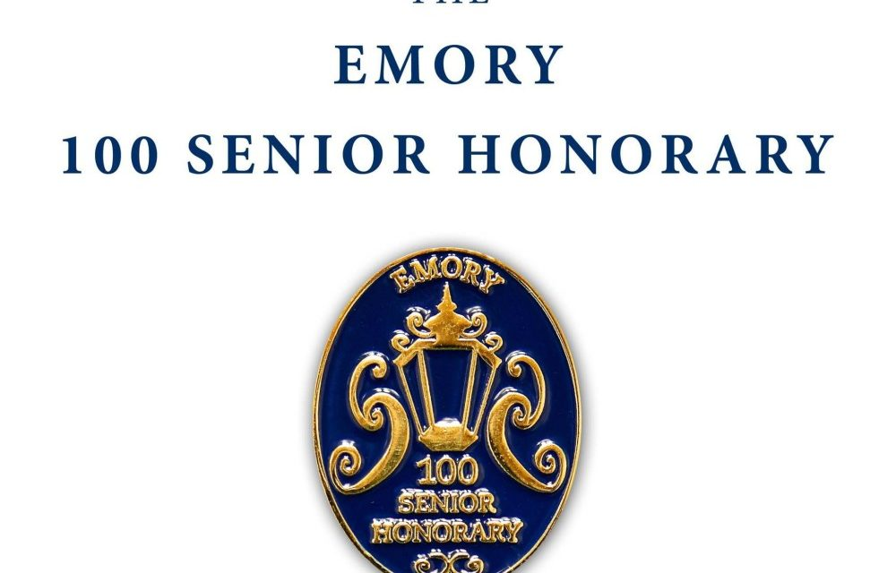 100 Senior Honorary Class of 2016 Nominations to Close Friday