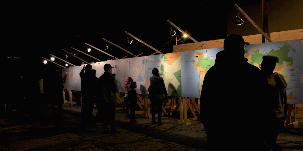 Dreaming of Peace: Flux Night in Old Fourth Ward