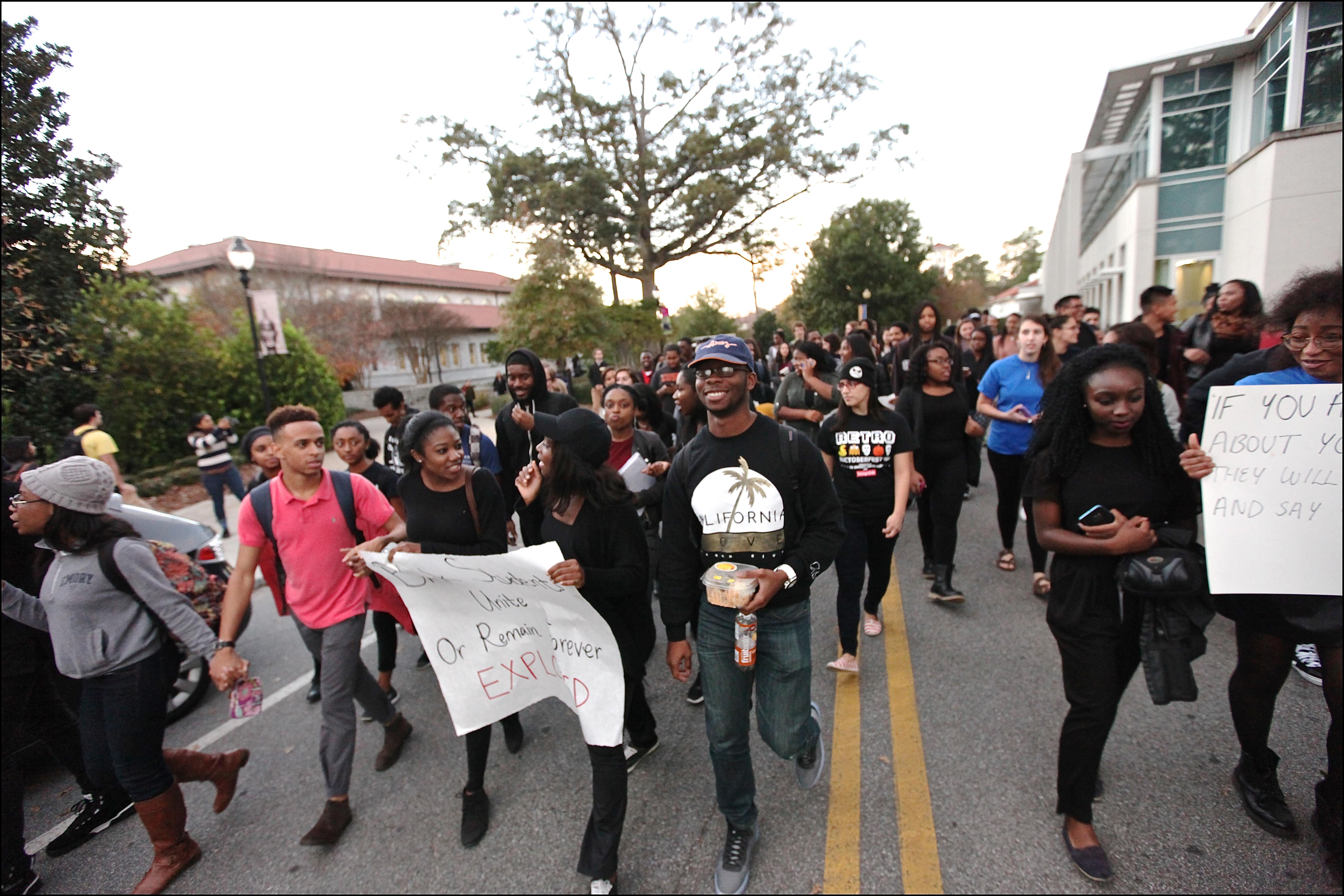 Today's Student Activists Illuminate Path to Progress