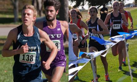 Runners struggle at UAA Championships