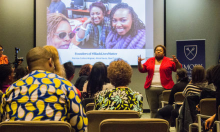 "Visiting Professor Discusses Intersection of Gender and ""Black Lives Matter"""