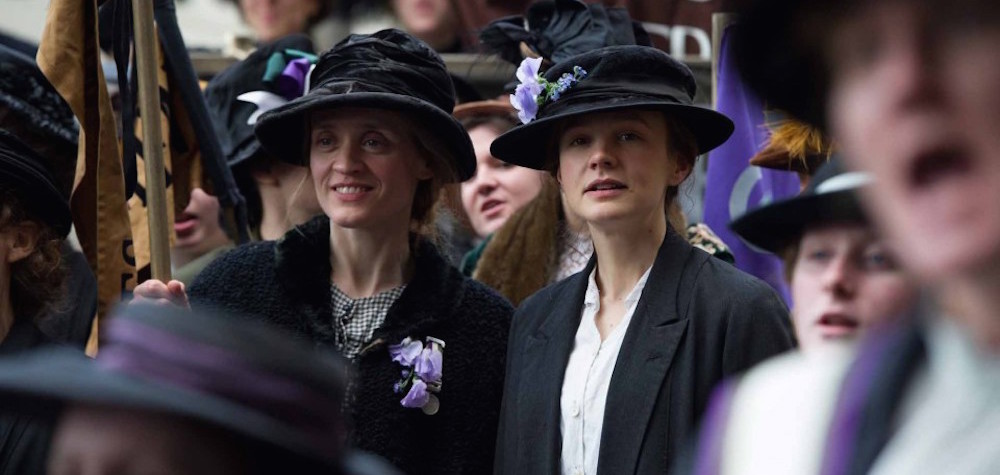 'Suffragette' is gray, dull and important