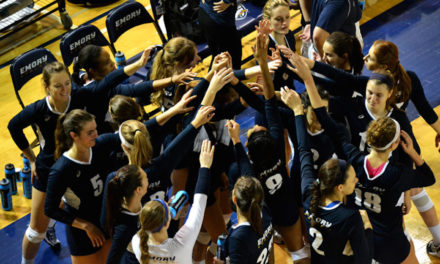 Volleyball Falls To Hendrix In NCAA Regional Final
