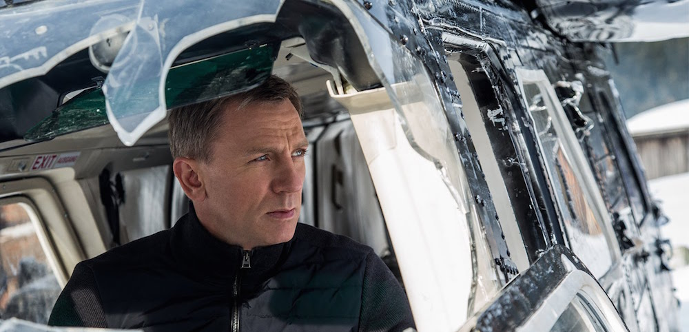 'Spectre' Misses the Mark