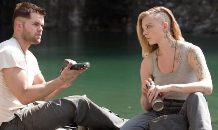 'Hunger Games' Star Wes Chatham Talks Filming, Military Background