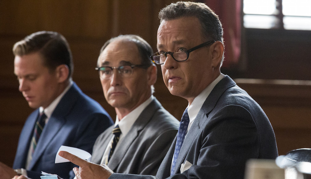 'Bridge of Spies' Shows Spielberg's Skill