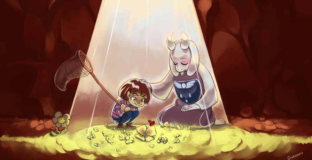 'Undertale' Takes Next Necessary Steps for Gaming to Become Art