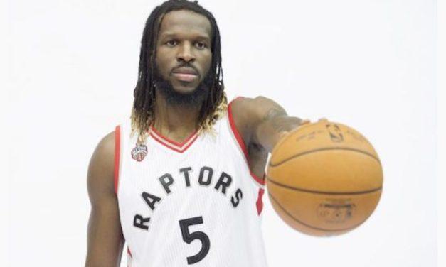 Raptors Roll in Carroll's Return to Atlanta
