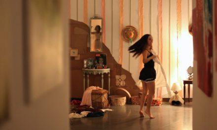 'And She Was': Love-Affair With Art, Flirtation With Femininity