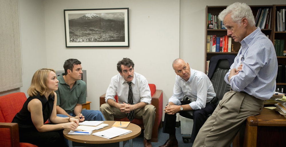 'Spotlight': The Ultimate Love Letter to Investigative Journalism