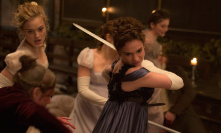 'Pride and Prejudice and Zombies' Cast Talks Female Empowerment, Fight Training